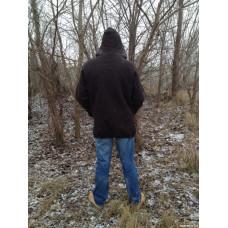Валяная мужская куртка