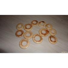 Кольцо из можжевельника 2 размера