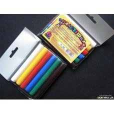 Набор Полимерная глина Bebik Пластишка 6 основных цветов