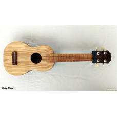 Укулеле сопрано ручной работы (ukulele) Noisy Wood