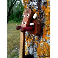 Подвеска-держатель на стену для гитарукулеле