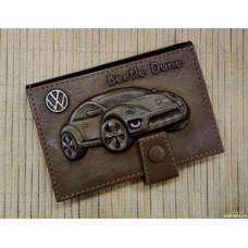 Обложка для водительских прав Volkswagen Beetle Dune