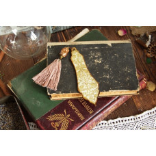 закладки для книг деревянные в ассортименте