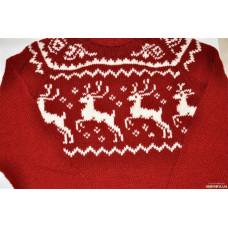 Мужской свитер, мужской вязаный свитер, свитер ручная работа