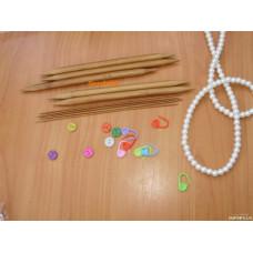 спицы бамбуковые для вязания